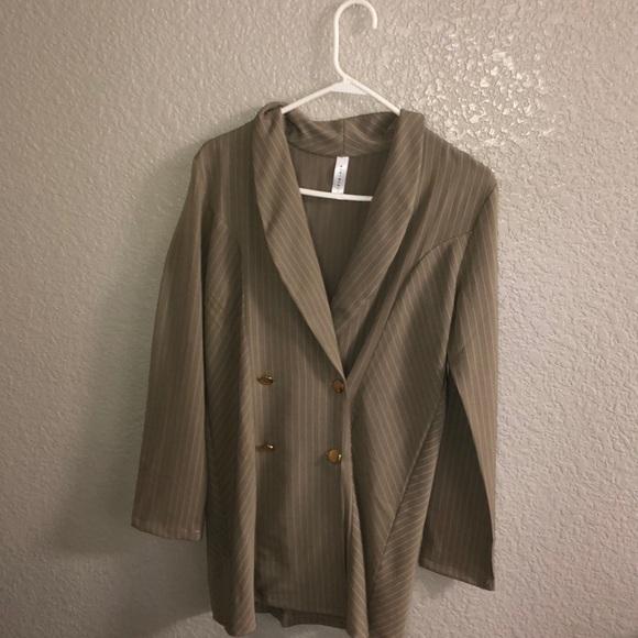 Forever 21 Dresses & Skirts - Blazer dress
